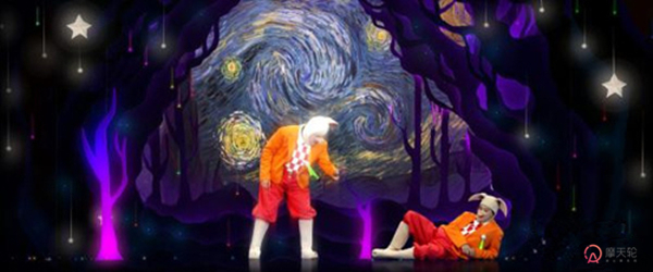 【上海站】彩色熊猫剧场儿童剧《三只小猪》