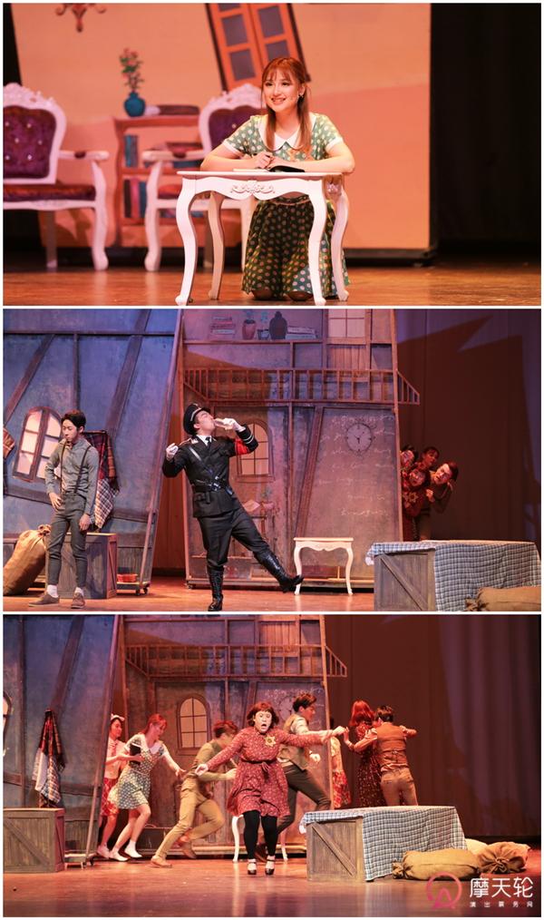 【上海站】玩库生命教育儿童音乐剧《安妮日记》