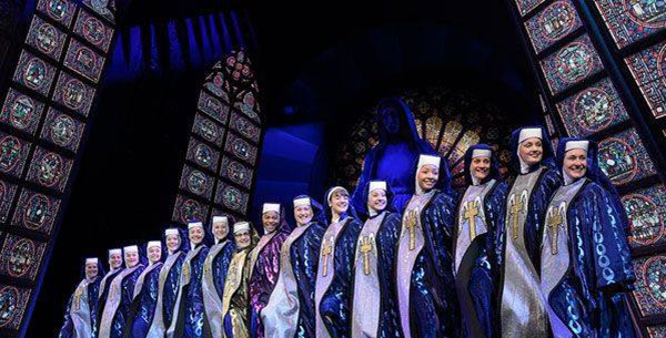 【北京站】百老汇原版经典喜剧音乐剧《修女也疯狂》