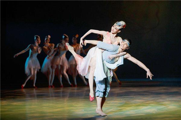 【上海站】上海歌舞团2018舞剧演出季 舞剧《朱鹮》